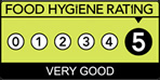 5* Food Hygiene Rating